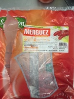 Merguez Boeuf Mouton - Product - fr