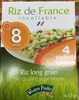 Riz de France incollable - Product