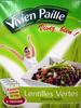 Lentilles vertes - 500 g - Vivien Paille - Product