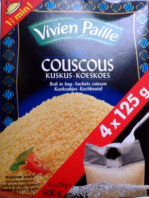 Couscous grain moyen - Product