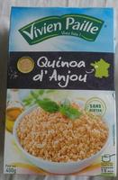 Quinoa d'Anjou - Product - fr