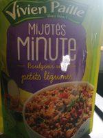 Boulgour aux petits légumes - Product