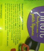 Boulgour aux petits légumes - Ingredients
