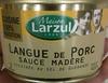 Langue de Porc Sauce Madère - Produit