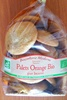 Palets Orange Bio - Produit