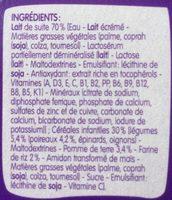 2X25CL Blediner Laitt Poireau PDT Bledina - Ingrediënten - fr