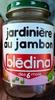 Jardinière au jambon - Produit