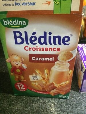 500G Bledine Caramel Et Lait Bledina Bledina   calories et informations  nutritionnelles 8ca8b11fd3b