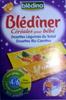 Blédîner - Légumes du soleil / riz-carottes - Product