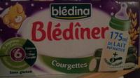 Blédîner courgettes - Product