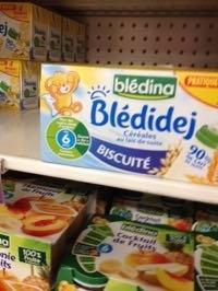 Blédidej biscuité - Produit - fr