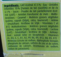Blédidej biscuité - Ingrédients - fr