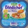 Blédichef - Cassolette de légumes et son duo de poissons - Petits légumes et Duo de Poissons - Produit