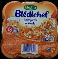 Blanquette de volaille - Produit - fr