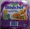Blédichef Jardinière de Légumes, Pâtes - Product