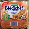 Blédichef, Mitonné de Carottes et Macaronis au Bœuf - Produit