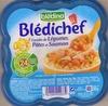 Blédichef - Cocotte de légumes, Pâtes et Saumon - Produit