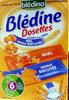 Blédine dosettes miel / saveur biscuitée - Product