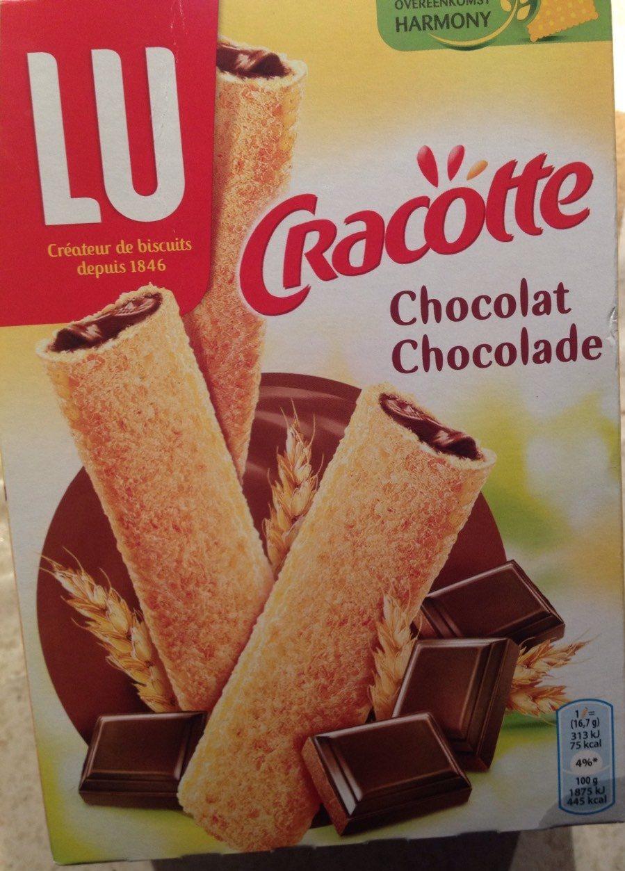 Cracotte Chocolat - Product