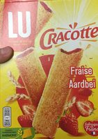 Cracotte Fraise - Product