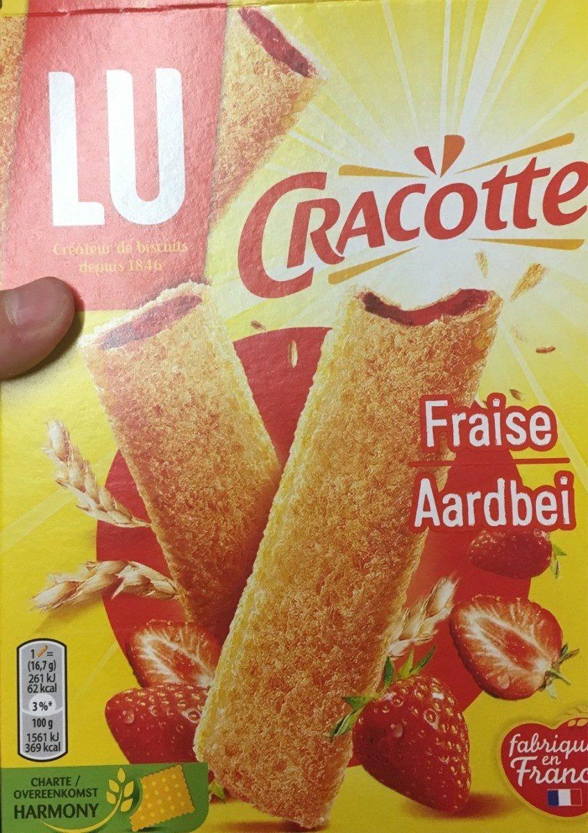Cracotte Fraise - Produit - fr