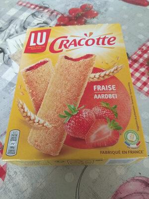 Cracotte Fraise - Prodotto - fr