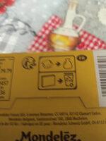 Cracotte Fraise - Istruzioni per il riciclaggio e/o informazioni sull'imballaggio - fr