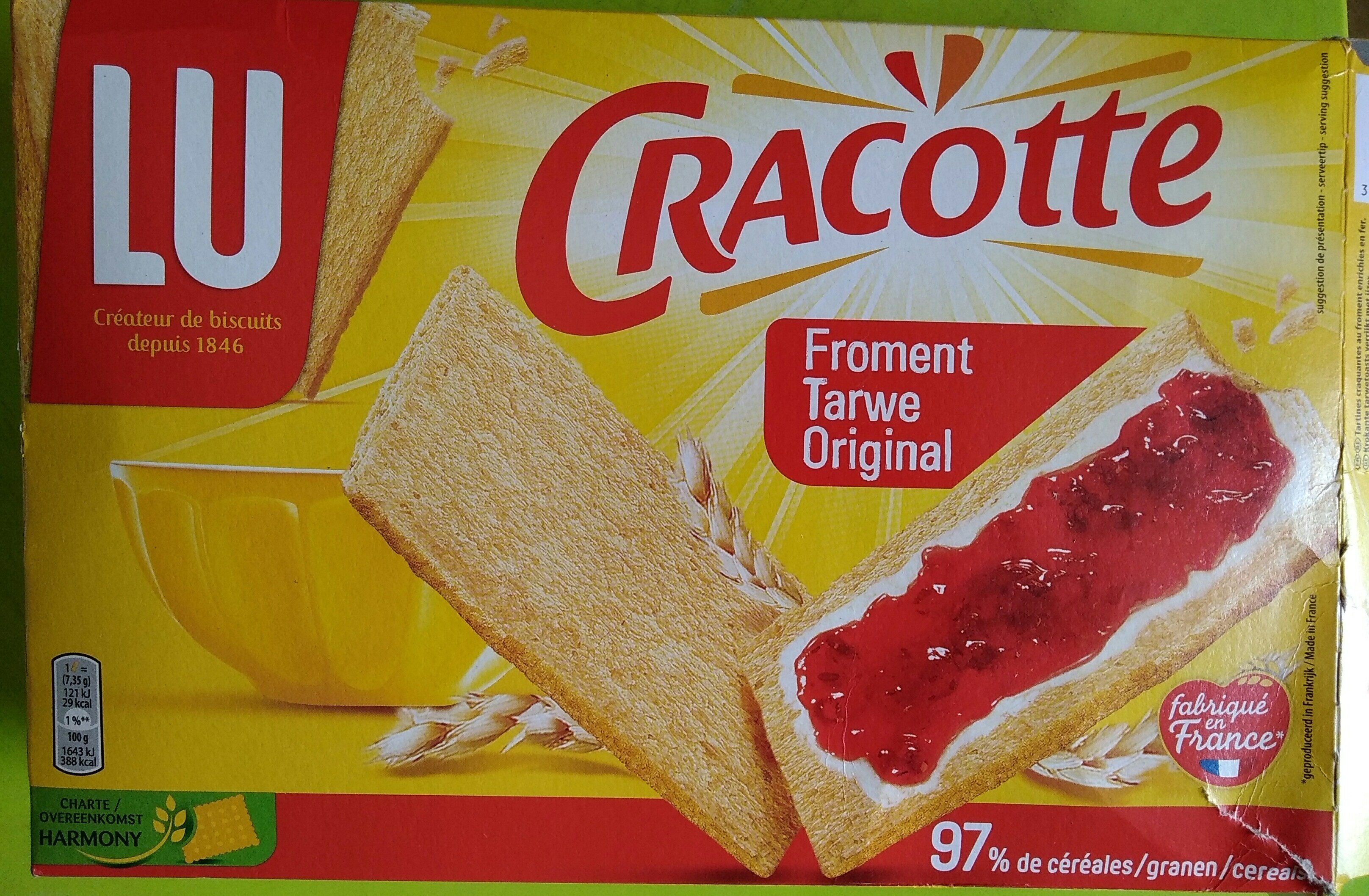 Cracotte - Product - fr