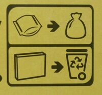 Cracotte - Recycling instructions and/or packaging information - fr