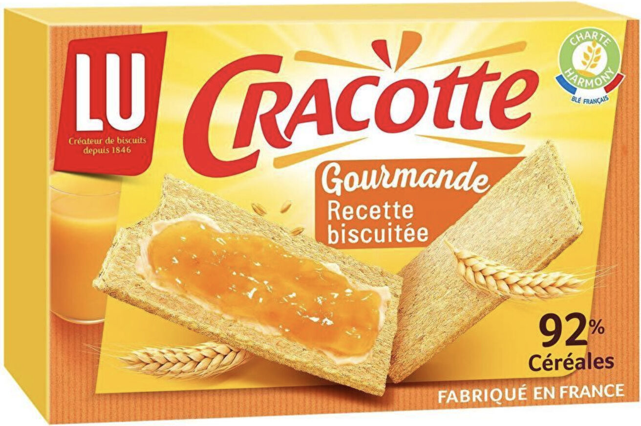 Cracotte Gourmande - Product - fr