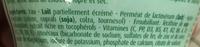Blédilait Croissance Nature sans sucres ajoutés - Ingrédients - fr