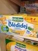 Blédidej céréales au lait de suite saveur Vanille - Produit