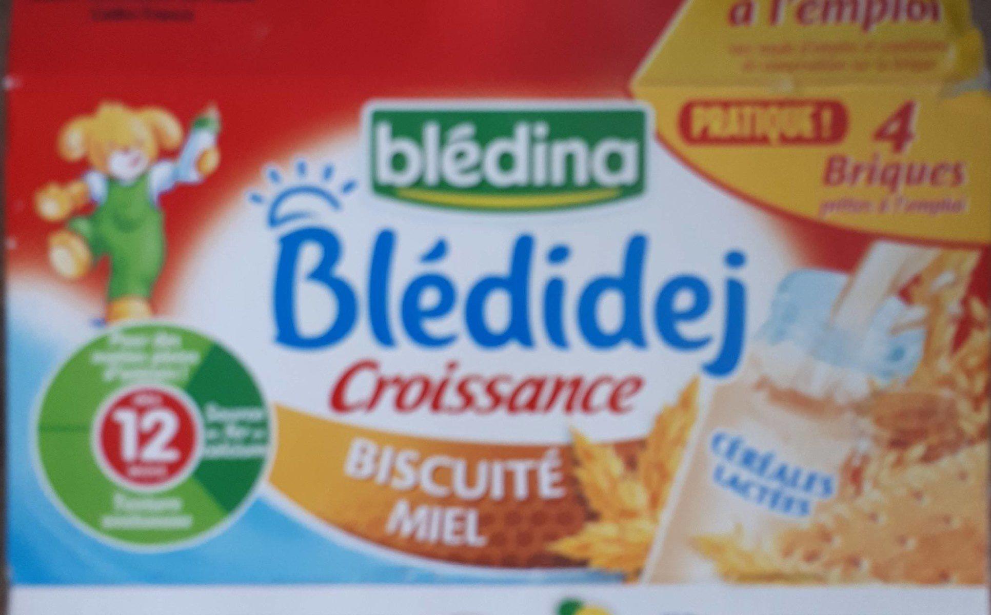 Bledidej - Ingrédients - fr