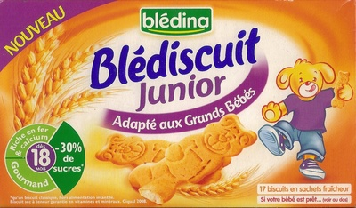 Blédiscuit Junior - Product