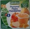 Pommes Poires Mandarines - Product