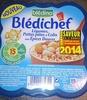 Blédichef Légumes, Petites pâtes et Colin aux épices douces - Produit