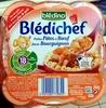 Blédichef - Petites Pâtes et Bœuf façon Bourguignon - Prodotto
