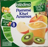 Pomme Kiwi Ananas - Product