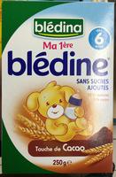Ma 1ère Blédine Touche de Cacao - Prodotto - fr