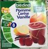 Pomme Cerise Vanille - Produit