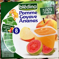 Pomme Goyave Ananas - Product