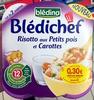 Blédichef Risotto aux Petits pois - Product