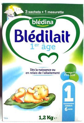 Blédilait 1er âge - Produit - fr