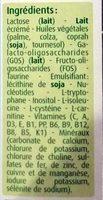 Blédilait 2ème âge - Ingrédients - fr