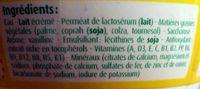 BLEDILAIT CROISSANCE 3 1L (X6) de 10 mois à 36 mois - Ingrediënten - fr