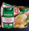 Jardiniere de legumes poulet - Product