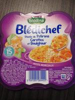 Etuvée de potirons carottes et boulghour, dès 15 mois - Product - fr