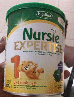 Nursie expertise+ - Product - fr