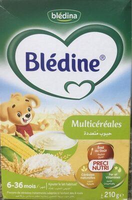 Blédine Multicéréales - Prodotto - fr