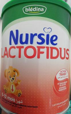 Nursie Lactofidus - Product
